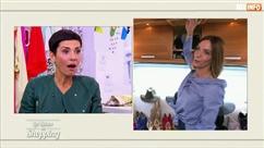 """Cristina Cordula et les reines du shopping complètement BLUFFÉES par le dressing original de Marlène: """"Mais, c'est une boutique!"""""""