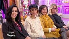 """Les Reines du shopping pas du tout convaincues par le défilé de Nathalie: """"C'est la cata, ce n'est pas possible"""""""