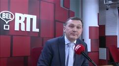"""Pour Karl Vanlouwe, député NVA, """"il y a trop d'institutions à Bruxelles, surtout au niveau communal"""""""