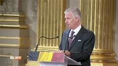 Le Roi Philippe s'adresse aux autorités du pays à l'occasion du Nouvel An: voici son discours en intégralité