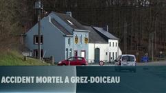 Vents violents en Belgique: une automobiliste décède à Grez-Doiceau suite à la chute d'un arbre sur son véhicule
