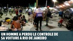 un homme perd le contrôle de son véhicule au Brésil: un bébé perd la vie