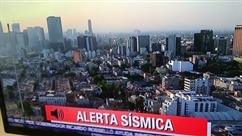 Séisme de magnitude 7.2 au Mexique