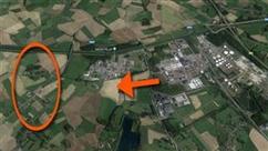 Écaussinnes: tout un quartier évacué à cause d'une fuite dans une usine