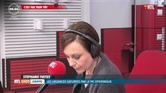 """Hélène Darroze: """"Johnny a toujours été là quand les grands en ont eu besoin"""""""