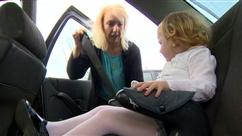 3 enfants sur 4 sont mal attachés en voiture