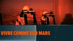 Vivre comme sur MARS: voici en images la mission de six scientifiques