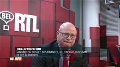 Jean-Luc Crucke est-il favorable à une fusion entre Ores et Resa?