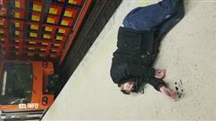 """On a frôlé le drame ce matin à la station Merode: """"Une personne ivre est tombée sur les voies"""""""