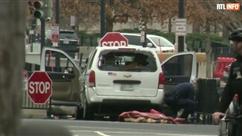 Une voiture fonce dans la barrière de sécurité de la Maison-Blanche: une femme arrêtée