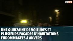 Deux explosions volontaires endommagent des voitures et des façades à Anvers