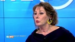 """Anne Gruwez, la magistrate de """"Ni juge ni soumise"""", se confie sur le film: """"Non, je n'ai pas joué"""""""