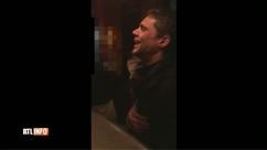 Léopold Storme, le tueur des Marolles, filmé en train de violer sa liberté conditionnelle dans un bar de Flagey?