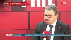 """Frédéric Van Leeuw triuve qu'on en fait pas assez pour les victimes des attentats: """"Ecouter la souffrance, on n'est pas habitué dans notre pays"""""""