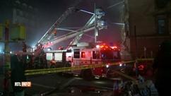 Un pompier décède sur le tournage d'un film d'Edward Norton à New York