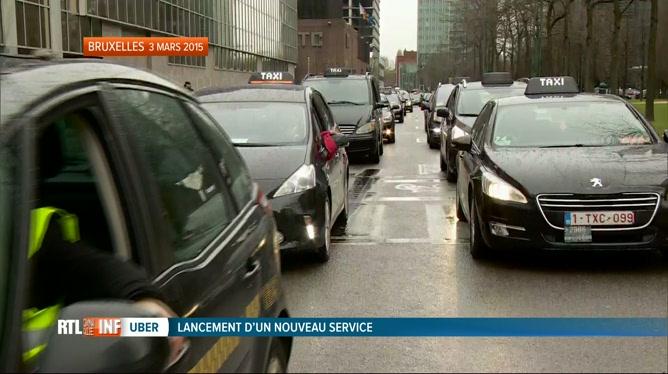 Uber Lance Son Service Uberx Plus Luxueux Mais Toujours Moins Cher