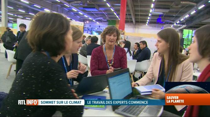 COP21 à Paris: éclairage sur le travail déjà réalisé par la délégation belge