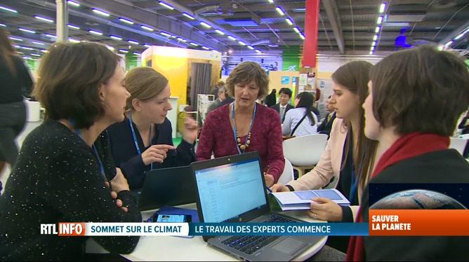 COP21: éclairage sur le travail déjà réalisé par la délégation belge