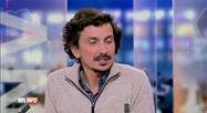 Arnaud Tsamère est l'invité du RTL Info 13 heures
