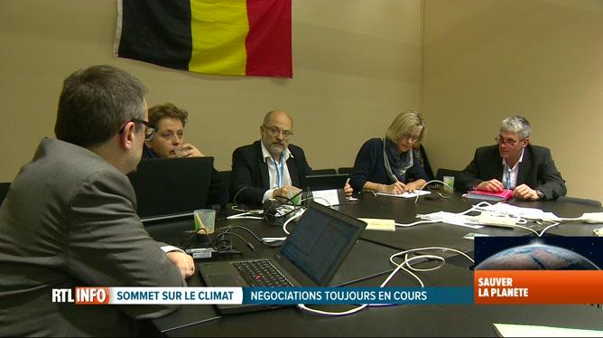 COP21: les membres de la délégation belge restent confiants