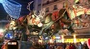 La Grande Parade de Noël a semé la magie dans les rues de Bruxelles !