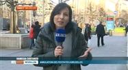 Nouvel An: de nombreux événements sont maintenus à Bruxelles