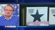 Serge Jonckers revient sur la fabuleuse carrière de David Bowie