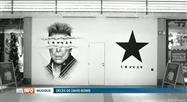 Un artiste liégeois venait de réaliser une fresque représentant David Bowie