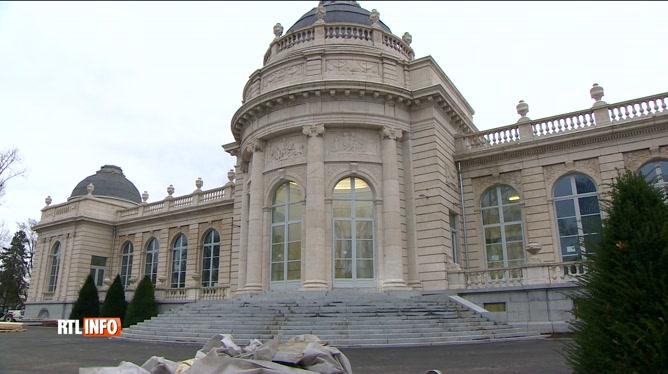 Le musée de la Boverie va rouvrir ses portes