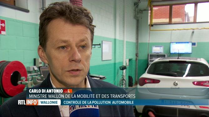 La Wallonie traque les véhicules fraudeurs, suite au scandale VW
