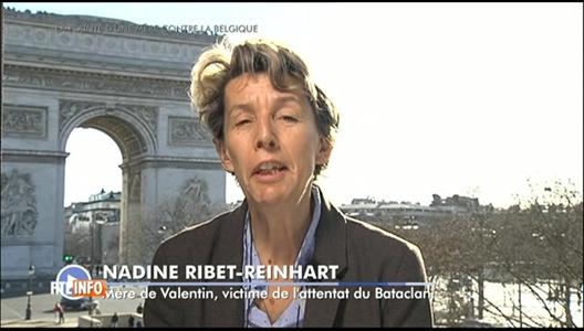 Nadine a perdu son fils au bataclan et veut porter plainte - Porter plainte pour diffamation belgique ...