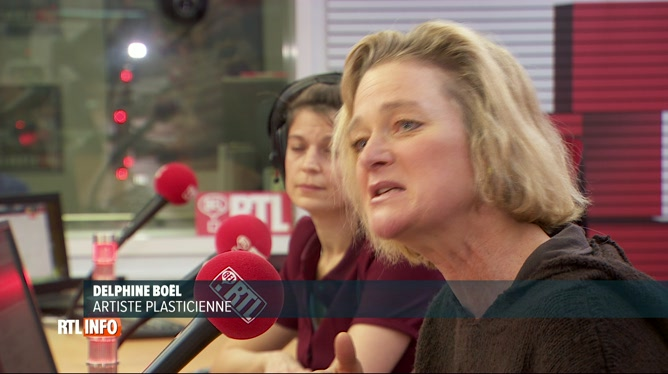 Delphine Boël rejoint les chroniqueurs de