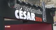 Cinéma: la 41e cérémonie des César a lieu ce soir avec trois nominations pour les talents belges