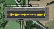 Course-poursuite qui s'achève par un accident à Nivelles: le témoignage d'Olivier