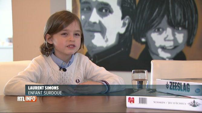 Belgique: âgé de 8 ans, ce jeune surdoué va bientôt entrer à l'université