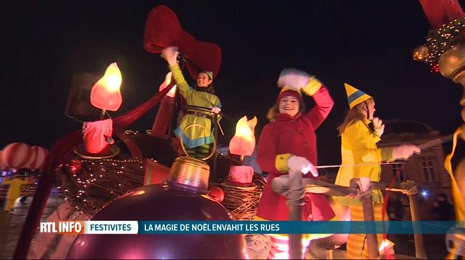 parade de noel bruxelles 2018 rtl La grande parade de Noël RTL défile dans les rues de Bruxelles parade de noel bruxelles 2018 rtl