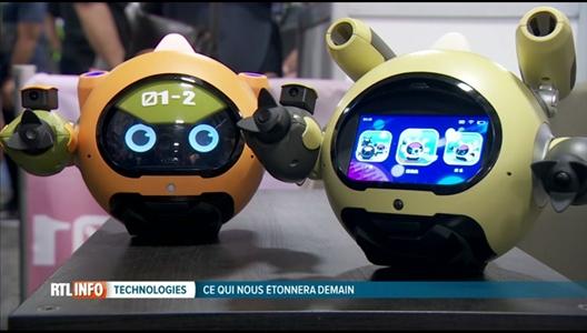 Le ces salon des nouvelles technologies a ouvert ses for Salon des nouvelles technologies las vegas