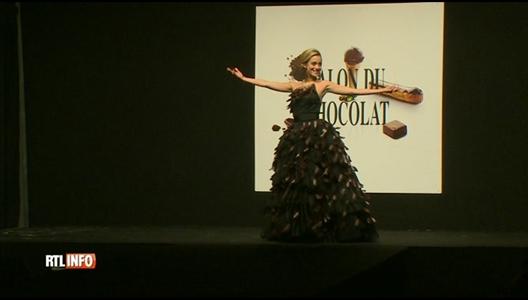 Le salon du chocolat de bruxelles ouvre ses portes aujourd for Salon porte de versailles aujourd hui