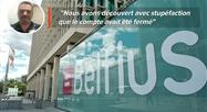 Belfius a fermé un des comptes en banque de Tanguy sans le prévenir