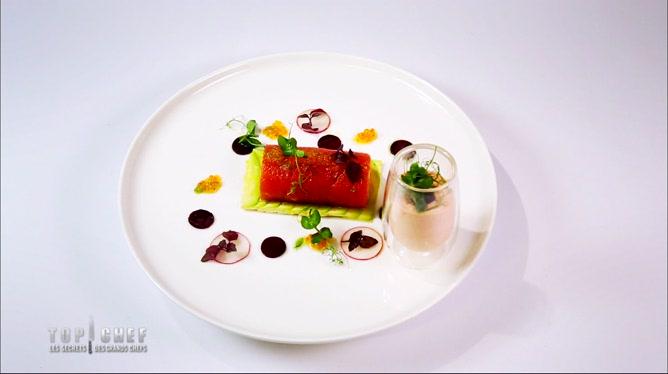 Les Plus Belles Recettes A Base De Tomate Dans Top Chef