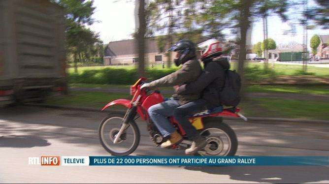 22.000 personnes ont participé au Grand Rallye du Télévie pour faire ... 688f54e4716