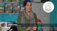 Jordana, masseuse, lance son activité grâce à la mesure Tremplin-indépendants: