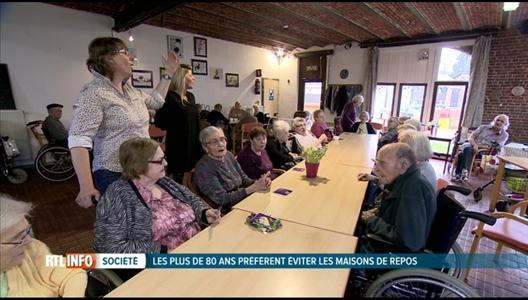 85 des seniors refusent ou ne souhaitent pas aller dans - Acheter une chambre dans une maison de retraite ...