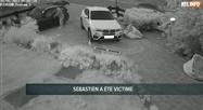 Grâce à ses caméras de surveillance, Sébastien a aidé la police à identifier ceux qui ont volé dans sa voiture