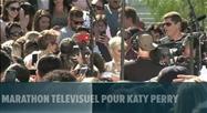 Katy Perry se met à nu à l'occasion d'un marathon télévisuel de 96 heures