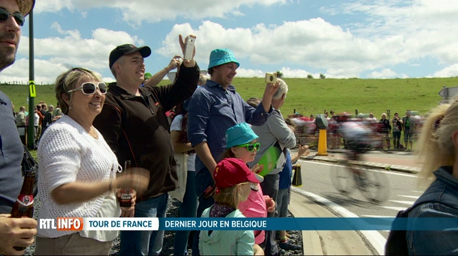 Tour de France: c'était l'effervescence dans le village de Beho