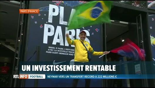 neymar vaut il 222 millions et comment le psg va t il. Black Bedroom Furniture Sets. Home Design Ideas