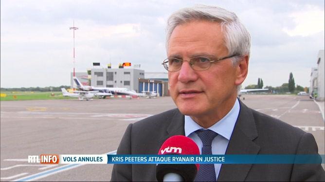 La Belgique Porte Plainte Contre Ryanair Pour Pratiques Commerciales