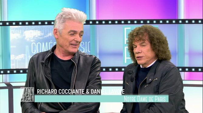 Richard Cocciante et Daniel Lavoie