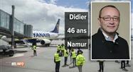 Didier a eu bien du mal à obtenir une compensation de Ryanair